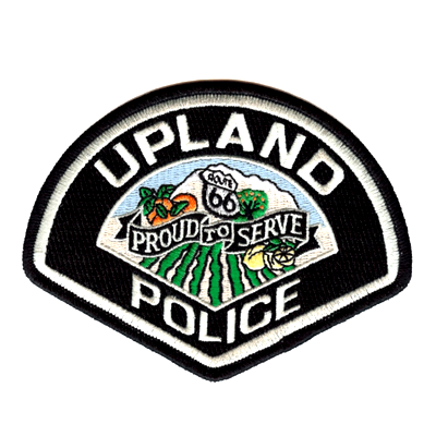 Upland California Police Department